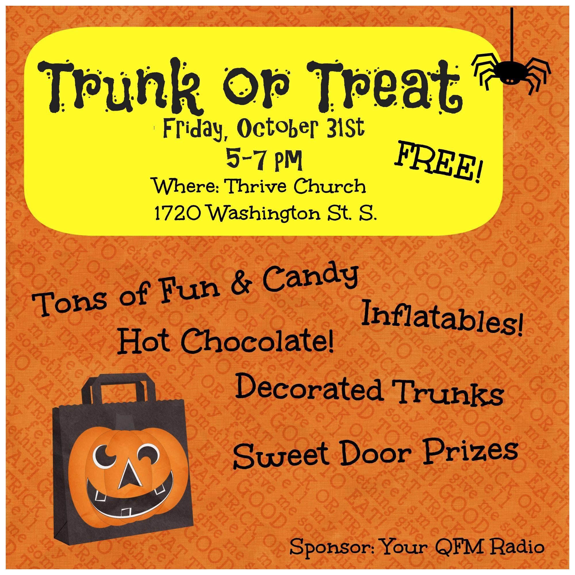 Superb Thrive Church Grand Forks #1: Thrive.jpg